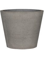 Кашпо Eco-line bucket l, brushed cement D58 H50 6PPNBC180