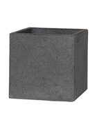 Кашпо Eco-line block m laterite grey L40 H40 W40 6PPNLBL40